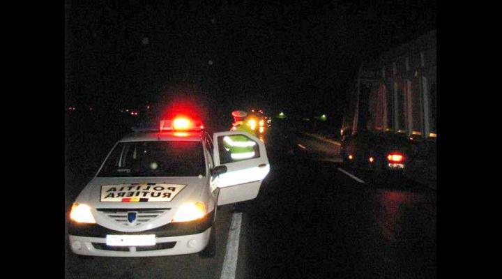 Șofer prins băut la volan pe Șoseaua Nordului