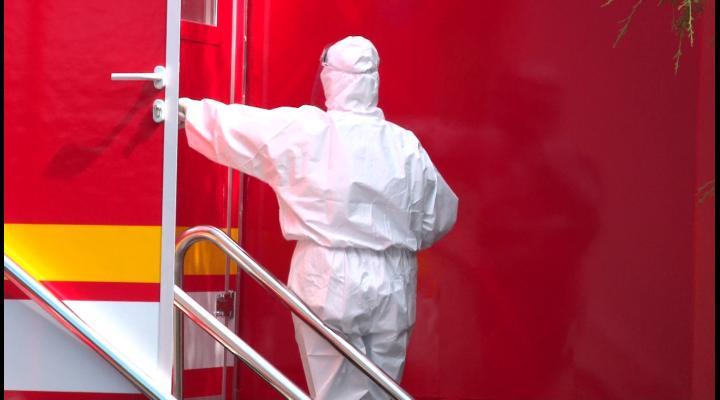 Focar la dispeceratul Ambulanței/Alți angajați ISU din dispeceratul 112, pozitivi la COVID 19