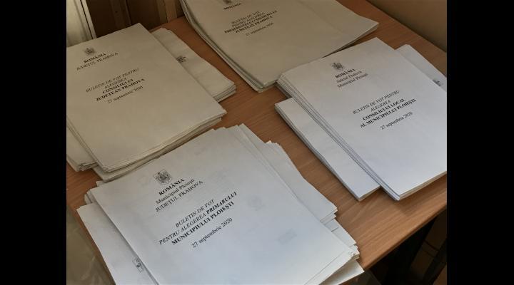 Opt dosare penale pentru infractiuni electorale in Prahova