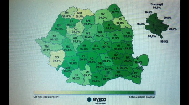 După prima repartizare computerizată, aproape 470 de locuri libere în liceele si colegiile din Prahova si 29 de elevi nerepartizați
