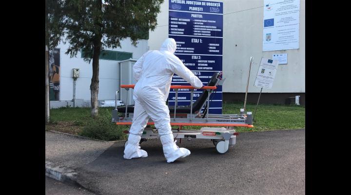 In 9 localitati din Prahova, rata incientei cumultative a COVID-19 depasteste 3/1000 locuitori