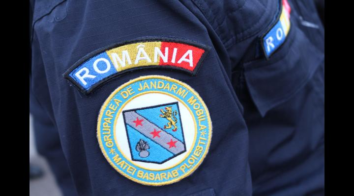 Gruparea de Jandarmi Ploiești angajeaza, din sursa externa, 20 de persoane, fara concurs