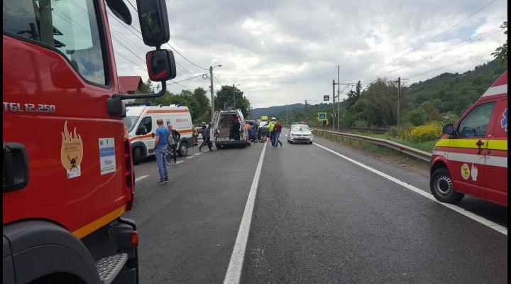 Accident mortal, sâmbătă dimineață, în Florești