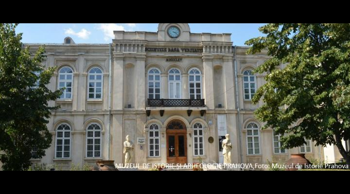 Muzeul Judeţean de Istorie şi Arheologie Prahova  vă invită, în mediul virtual, la sărbătoarea Zilei Naţionale a României
