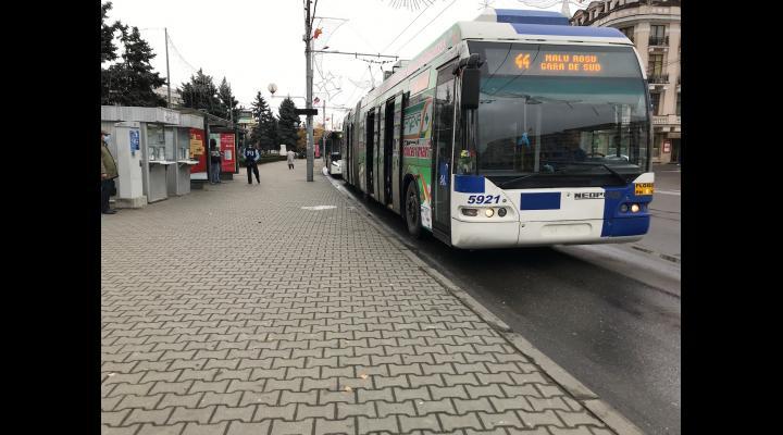 Cum vor circula de sarbatori mijloacele de transport in comun din Ploiesti