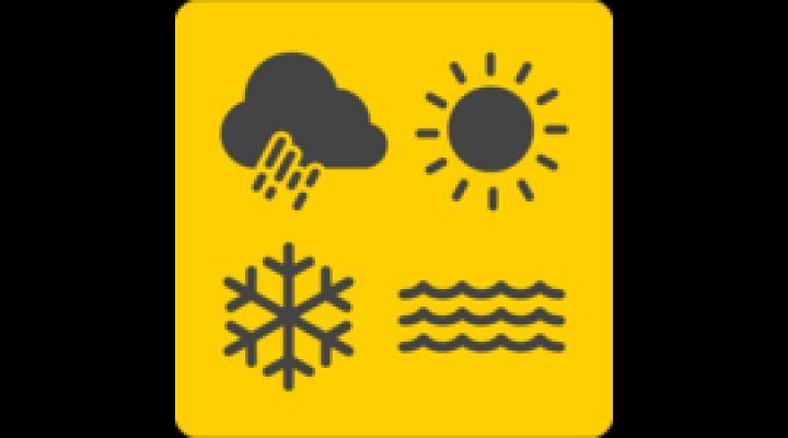 ANM: ATENȚIONARE cod galben de intensificări ale vântului, ninsori moderate cantitativ și viscol