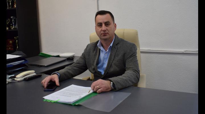 Constantin Grigore este noul director al Clubului Sportiv Municipal Ploieşti