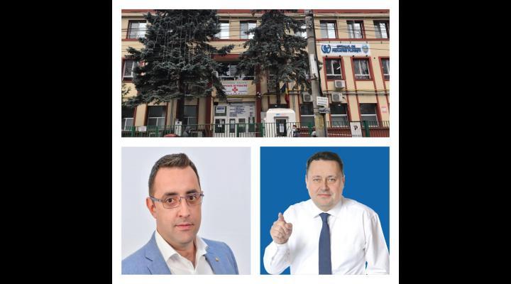 Cine este noul director interimar al Spitalului de Pediatrie Ploiești. Acesta este totodata si consilier personal al lui Volosevici