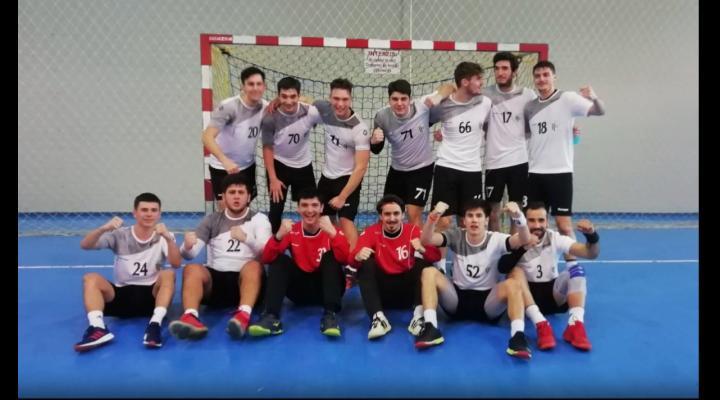 Handbal masculin, Divizia A: băieţii de la CSM Ploiesti încheie turul cu o victorie în faţa Iaşiului, 31-28!