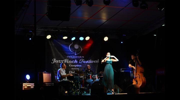 """""""JazzRock Festival"""", la Câmpina"""
