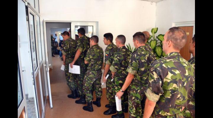 M.Ap.N. continuă procesul de recrutare şi selecţie a soldaţilor⁄gradaţilor rezervişti voluntari. 102 posturi disponibile în Prahova