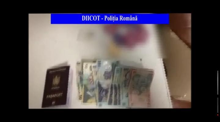 VIDEO: Grup infracţional organizat specializat în proxenetism care acționa și în Prahova, destructurat