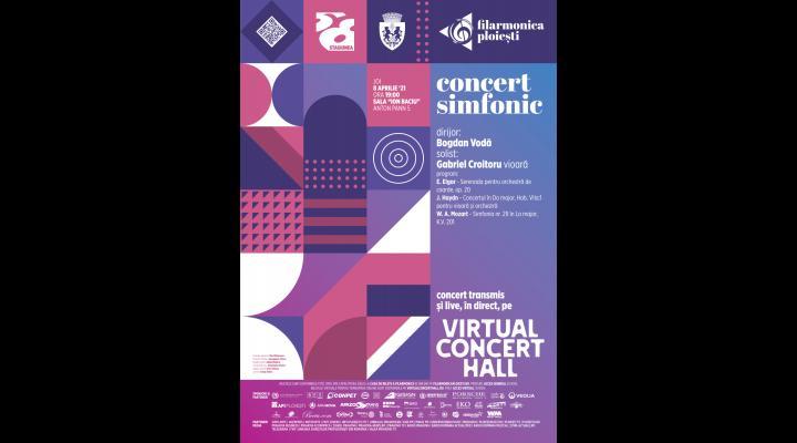 """Concertele cu public ale Filarmonicii """"Paul Constantinescu"""" au fost suspendate. Acestea vor putea fi urmarite online"""