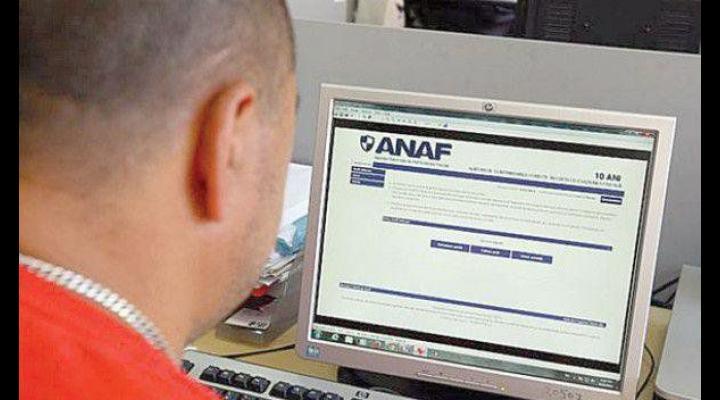 Serviciul de depunere declarații online nu este funcțional până sâmbătă seara