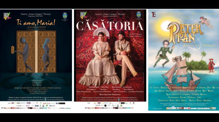 """Teatrul """"Toma Caragiu"""" isi reia activitatea cu publicul. Vezi aici programul spectacolelor!"""