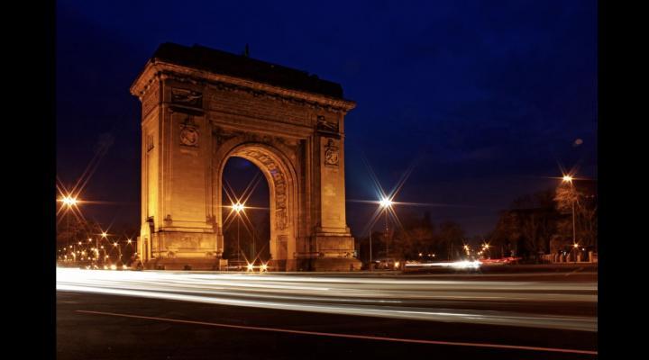Arcul de Triumf poate fi vizitat în Noaptea Europeană a Muzeelor