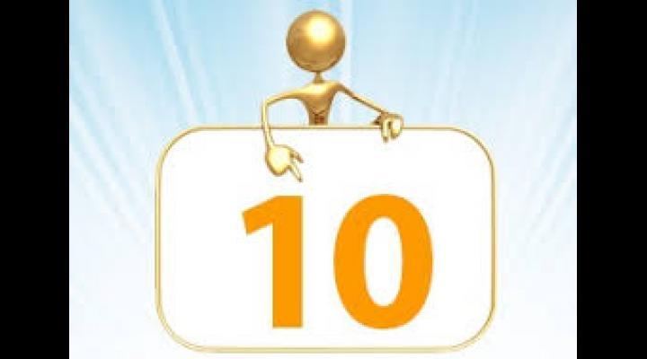 Elevi de nota 10 de la bacalaureat si evaluare nationala, premiați