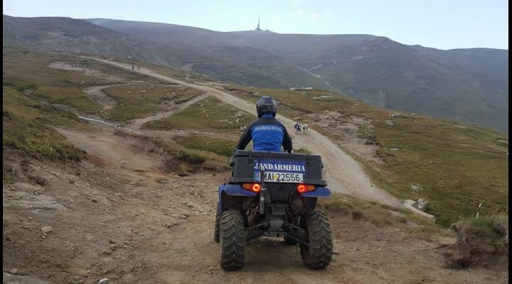 Jandarmeria Montană, măsuri pentru un week-end în siguranță în stațiuni și pe traseele montane