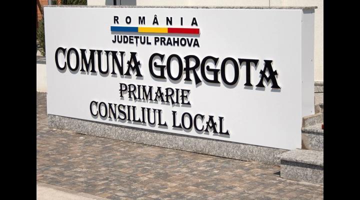 GORGOTA: Se va extinde rețeaua de canalizare, iar școala de la Potigrafu va fi modernizată, prin PNDL