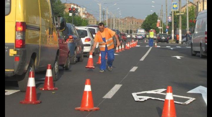 Marcaje noi rutiere, în Ploiești. Află zonele