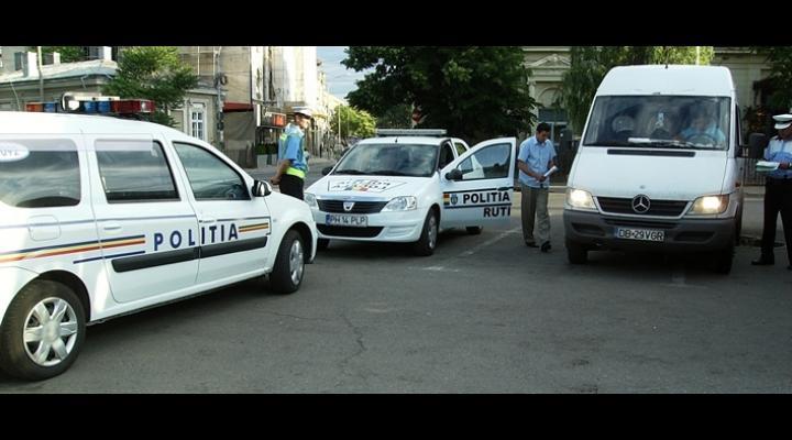 Aproape 250 de amenzi date polițiștii locali din Ploiești într-o singură săptămână