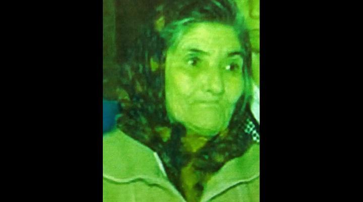 Femeie de 78 de ani din Cocorăștii Colț, dispărută. Dacă ați văzut-o, sunați la 112!