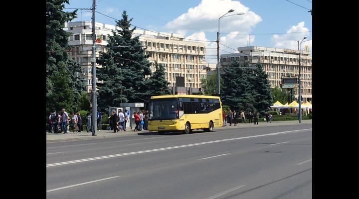 Mijloacele de transport în comun din Ploiești vor avea program special pe 14 și 15 august