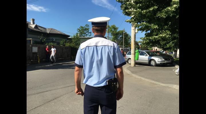 Record: 4.000 de infracţiuni constatate si  peste 37.000 de amenzi date de politisti în doar cinci zile