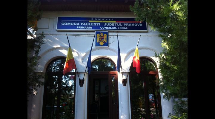 Primăria Păulești a finalizat toate proiectele realizate din împrumutul bancar făcut anul trecut