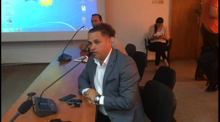 (VIDEO) Ce a spus Marius Constantin, primarul din Baicoi, despre groapa de deseuri menajere din localitate