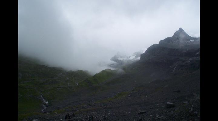 Se anunță ploi la munte!