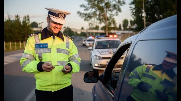 """Scrisoare deschisă de la Poliția Română către conducătorii auto: """"Dragă șoferule,...."""""""