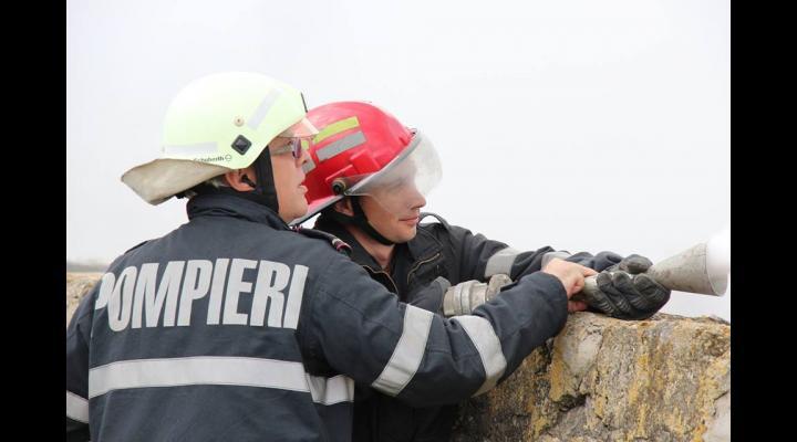 12,38 minute - timpul mediu de răspuns al celor de la ISU Prahova, pe parcursul anului trecut, în cele peste 4300 de situații de urgență