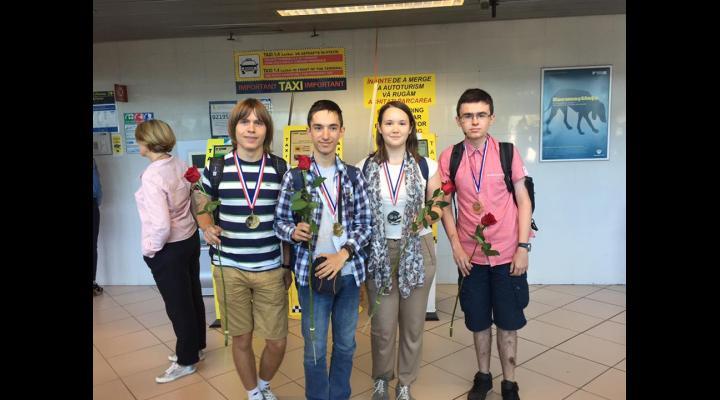 Un elev din Ploiești, printre olimpicii români medaliați la Olimpiada Internaţională de Ştiinţe ale Pământului 2017