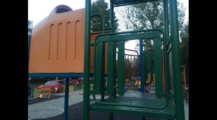 Ce spune SGU despre locul de joaca vandalizat