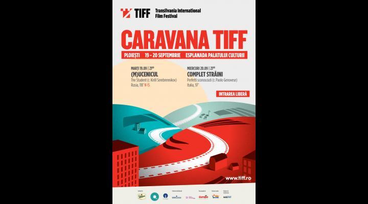 """Ce filme vor rula la """"Caravana Filmelor TIFF"""""""