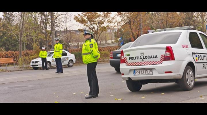 Vezi ce au făcut polițiștii locali din Ploiești săptămâna aceasta!