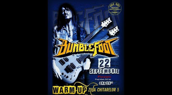 Fostul chitarist al trupei Guns N' Roses va cânta vineri la Ploiești (INVITAȚIE CONCERT VIDEO )