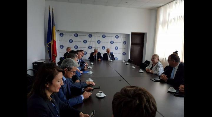 Reacția deputatului PMP, Cătălina Bozianu, în urma vizitei de astăzi de la Ministerul Sănătății