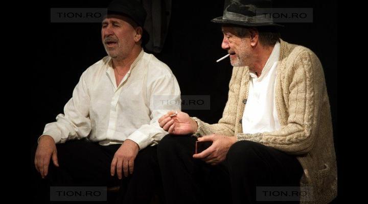 BUSTENI:  Spectacol cu Marcel Iures si George Mihaita