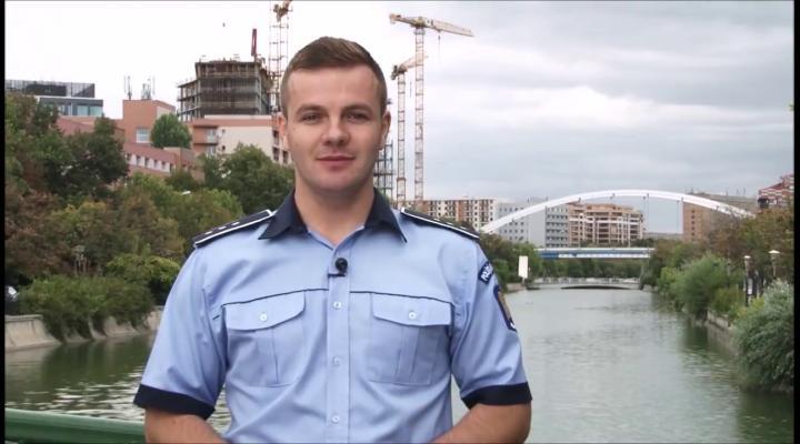 Ce recomandări au polițiștii pentru studenții care urmează să se cazeze (VIDEO)
