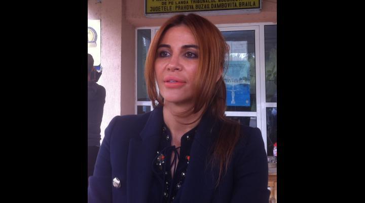 Andreea Cosma a fost audiată, în calitate de martor, la DNA Ploiești. Află ce spune aceasta despre procurorul Negulescu (VIDEO)