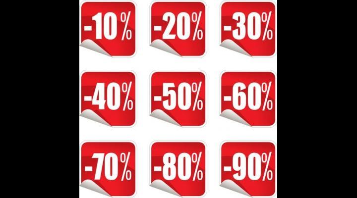 Sfaturi pentru cei care achizitioneaza produse cu pret redus