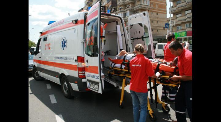 VICTIMA ACCIDENTULUI DE LA BAICOI VA FI LUATA CU ELICOPTERUL SMURD