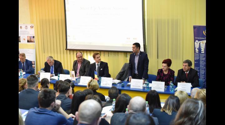 Ministrul pentru Mediul de Afaceri, Comerţ şi Antreprenoriat, Ilan Laufer, a fost la Ploiești