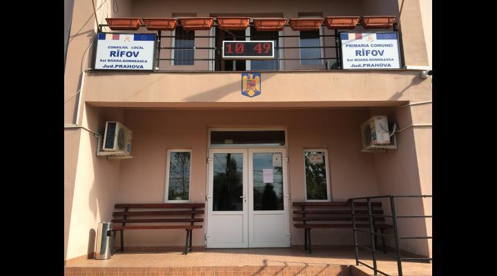 Sala multifunctionala de sport, la Malaiesti - Rafov
