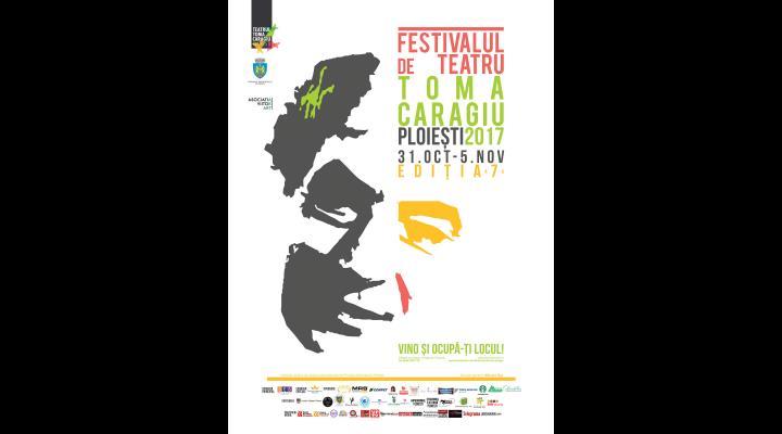 Pe 31 octombrie, incepe Festivalul de Teatru Toma Caragiu!