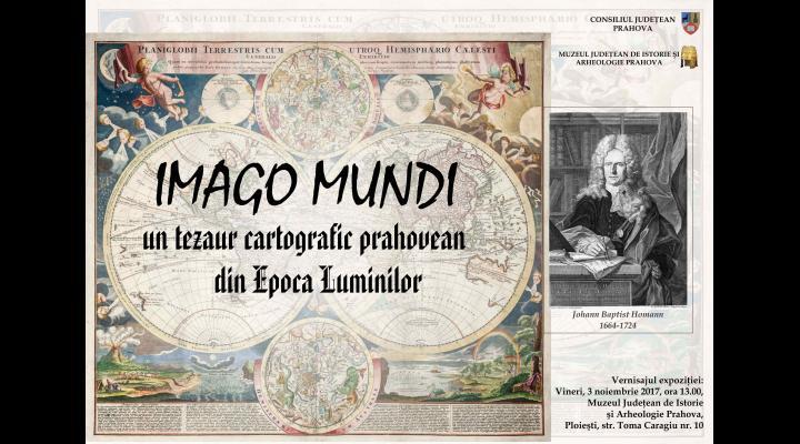 """""""Micul Atlas Şcolar cu 18 hărţi"""", achiziţionat de Nicolae Simache, expus in Prahova"""