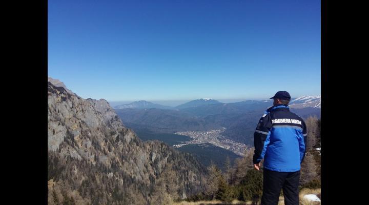 Jandarmeria montana, reguli pentru amatorii de turism montan