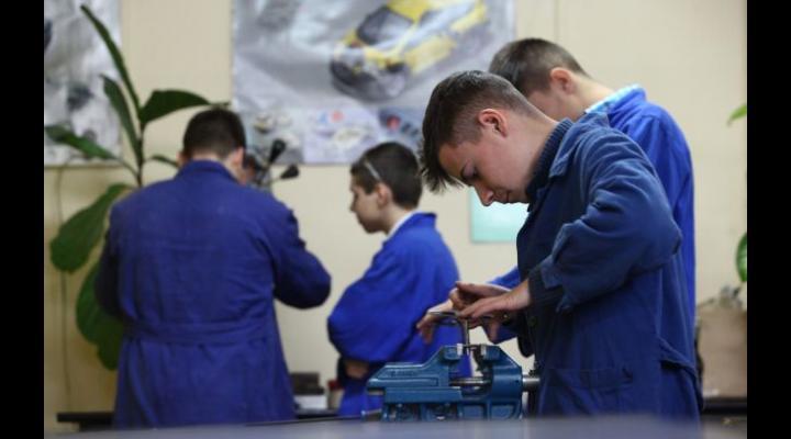Operatorii economici pot solicita şcolarizarea în învăţământul dual şi în învăţământul profesional pentru anul școlar 2018 - 2019 până vineri, 17 noiembrie 2017